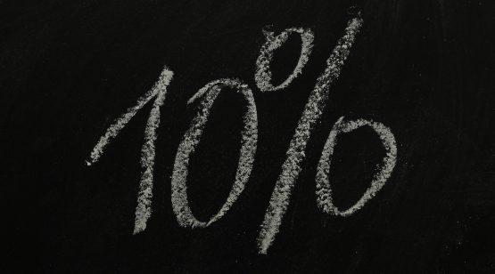 ten-percent