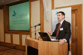 Cronan McNamara Predict Conference Creme Global